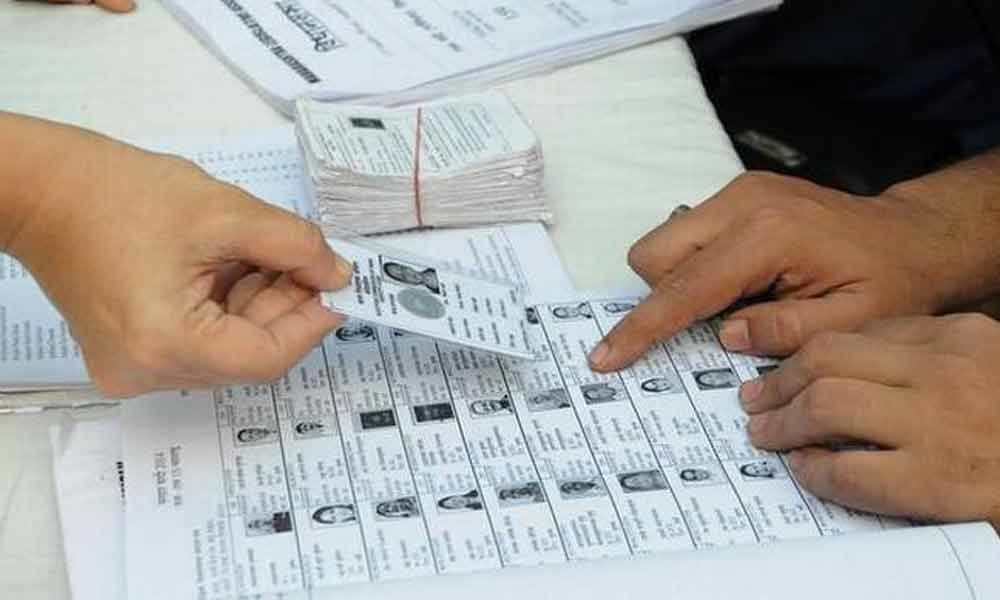 Didnt find your name of the voters list? Heres what to do