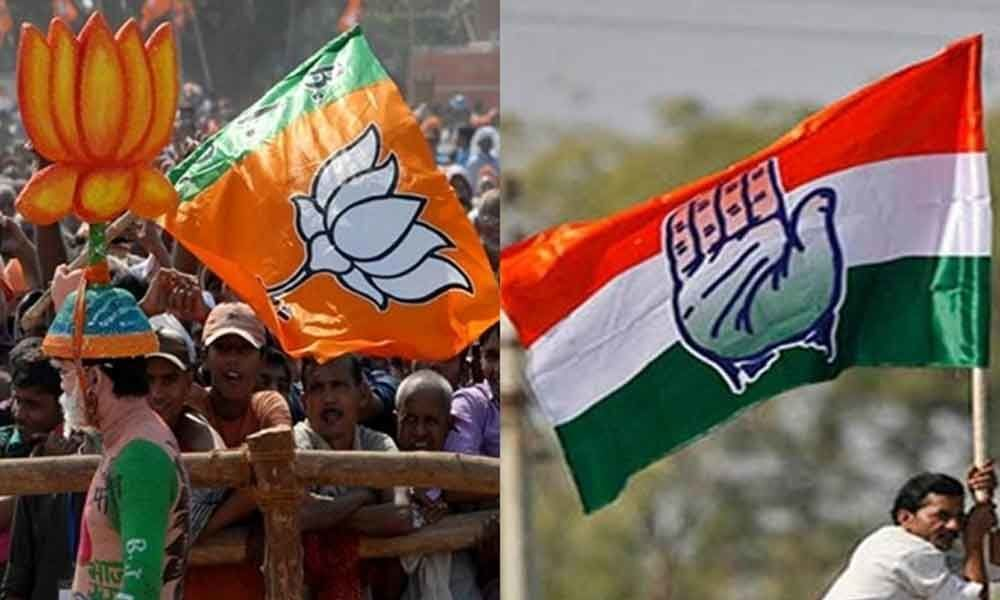 BJP faces a tough challenge from Congress in bastion Raigarh