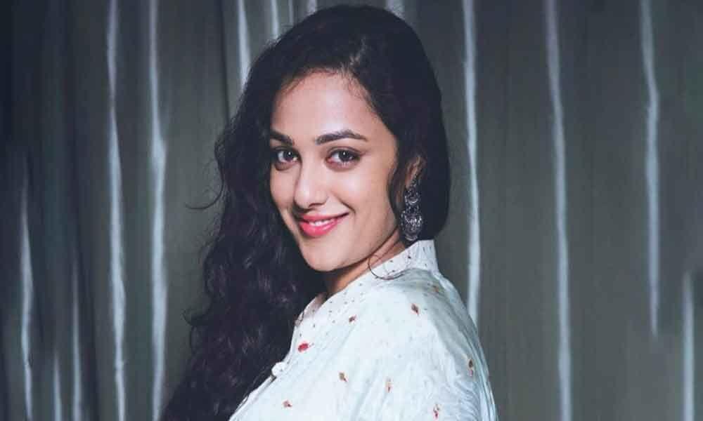 Nitya Menen to act in Rajamoulis film?
