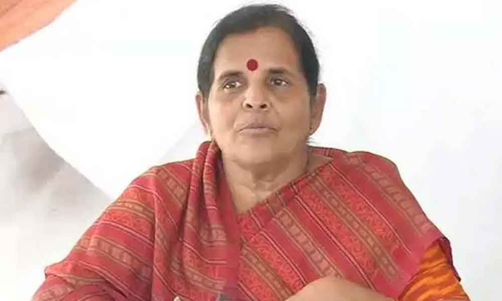 Odisha Congress womens wing President quits