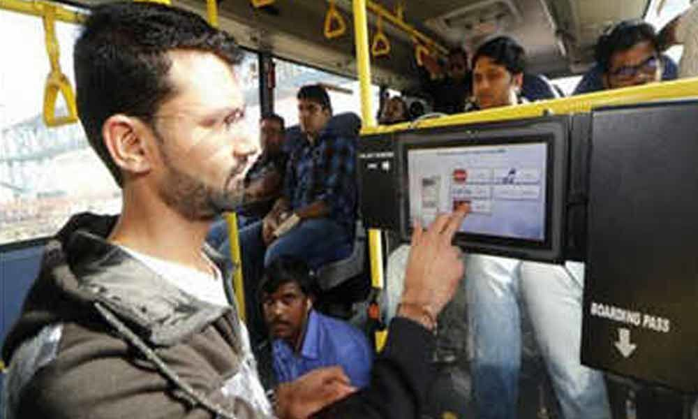 BMTC gets Android ticketing machines for buses