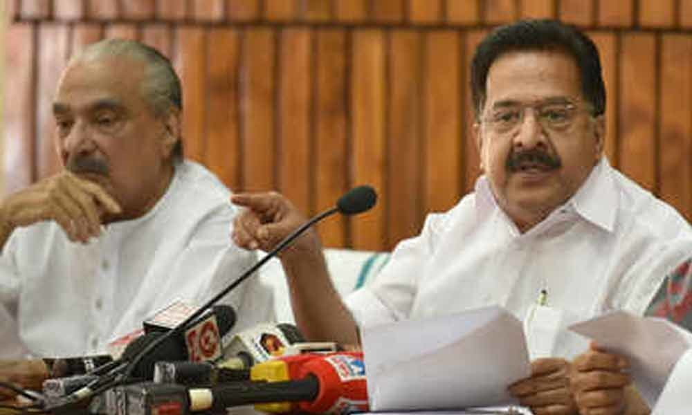 Canadian firm that bought KIIFB bonds has close links with SNC Lavalin: Chennithala