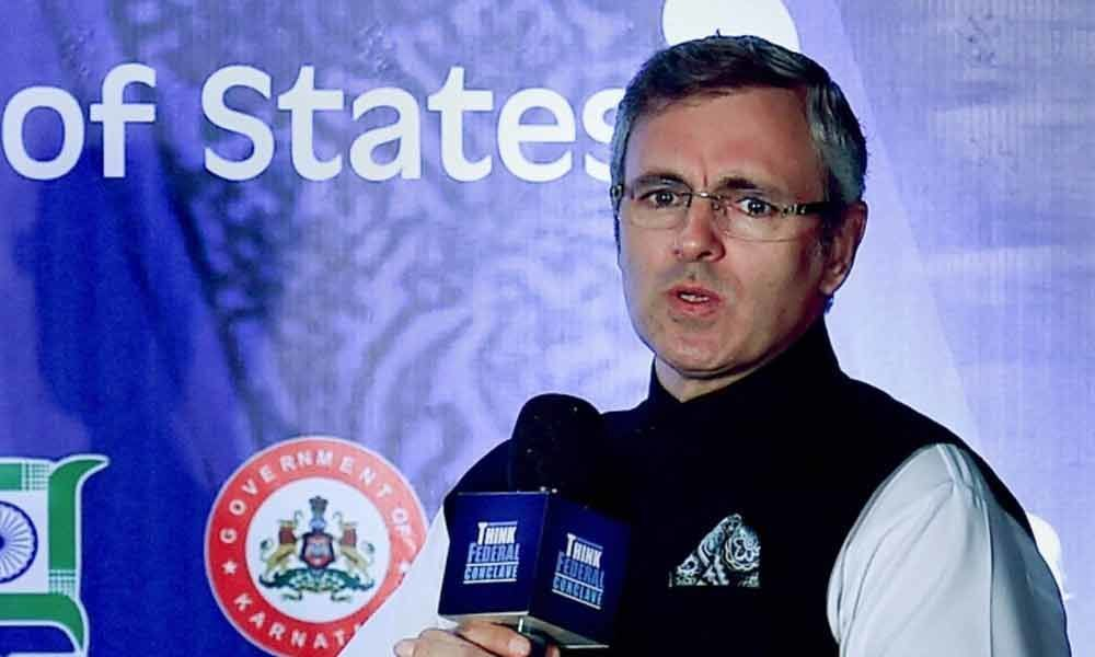 Hope first-time voters ask PM Modi why Balakot air strike became necessary: Omar Abdullah