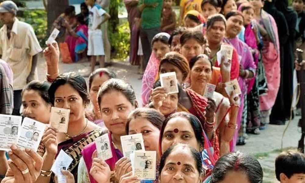 119 women polling stations set up for Lok Sabha polls