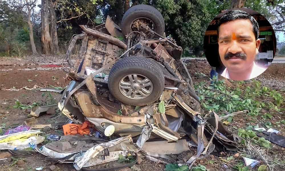 BJP MLA killed in C