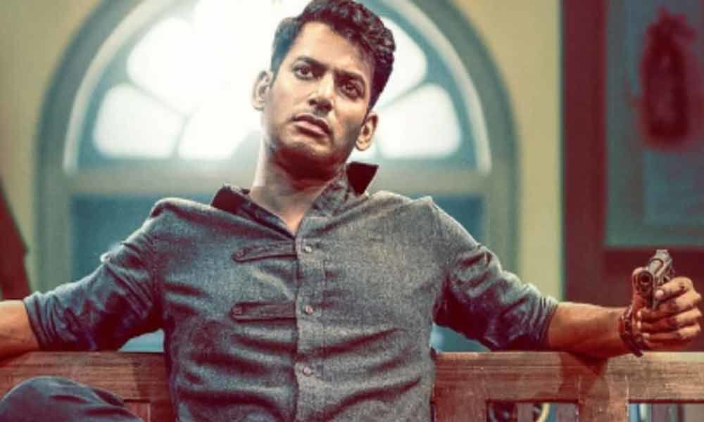 Vishal confirms the release date of his next