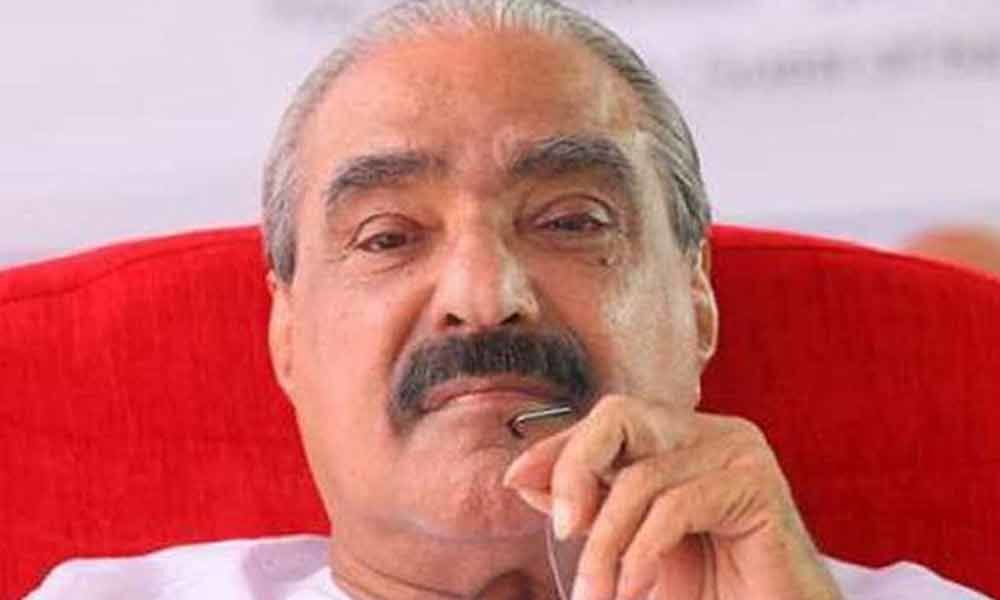 KM Mani passes away in a Kochi hospital on Tuesday