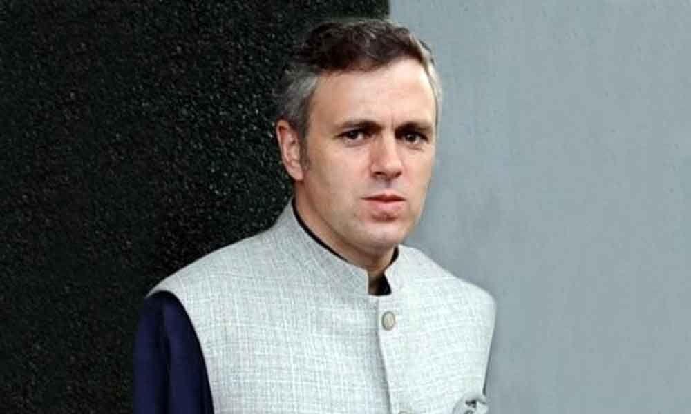 Omar on dharna against civilian traffic ban on highway