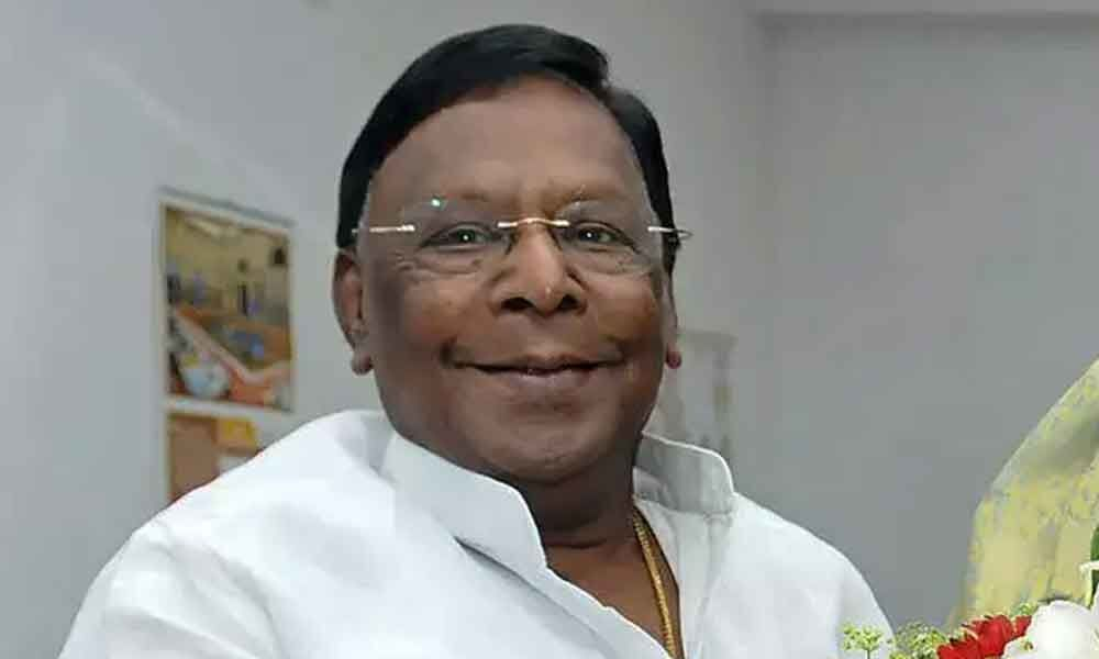 Puducherry CM rejects AINRC