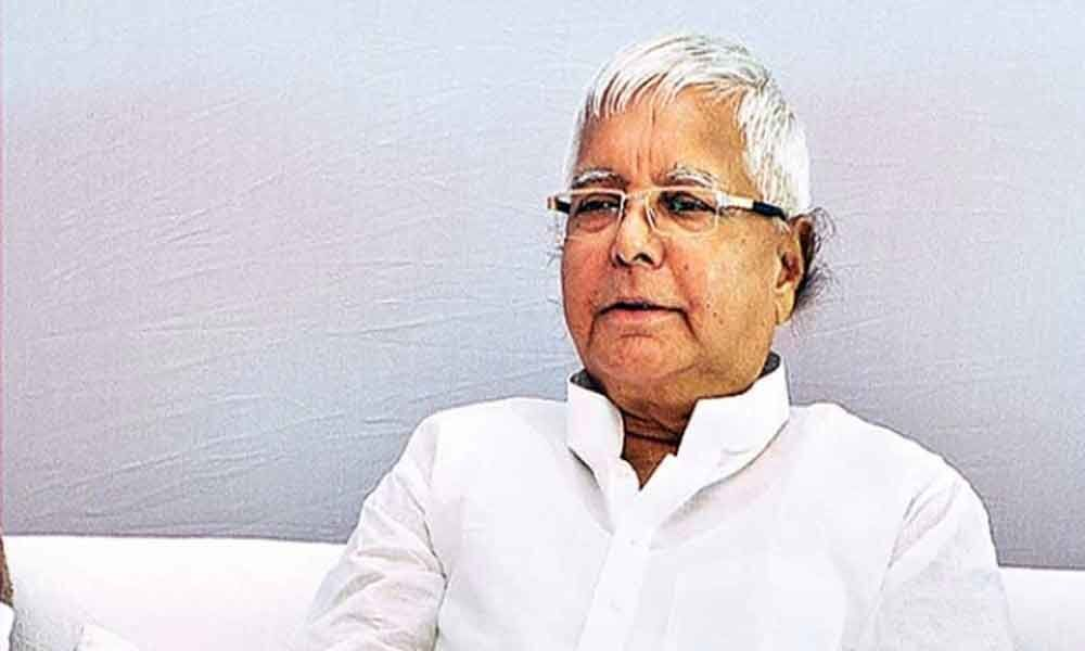 India is under undeclared Emergency: Lalu Prasad