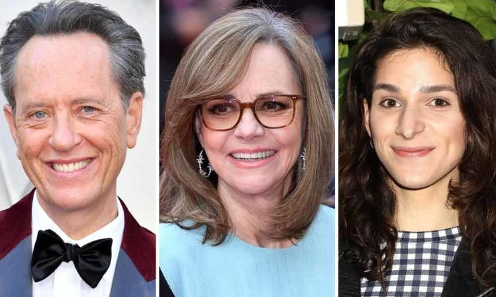 Richard E Grant, Sally Field join Jason Segels Dispatches From Elsewhere