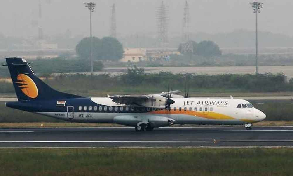 Jet Airways plane seized in Amsterdam for non-payment of dues