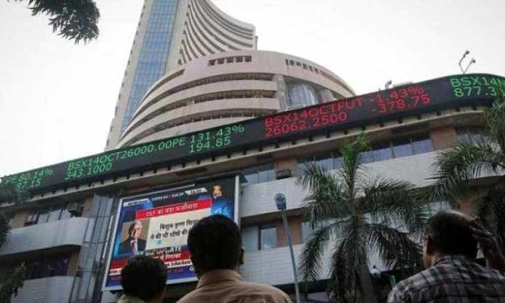 Sensex tanks 354 points; HDFC twins succumb to sell-off