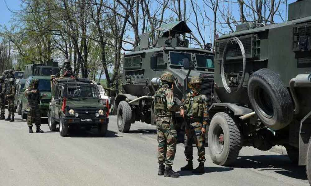 Jammu and Kashmir national highway not closed for civilians: MHA