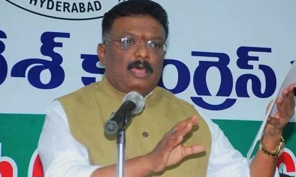 Congress condemns defamatory attack on Chevella candidate