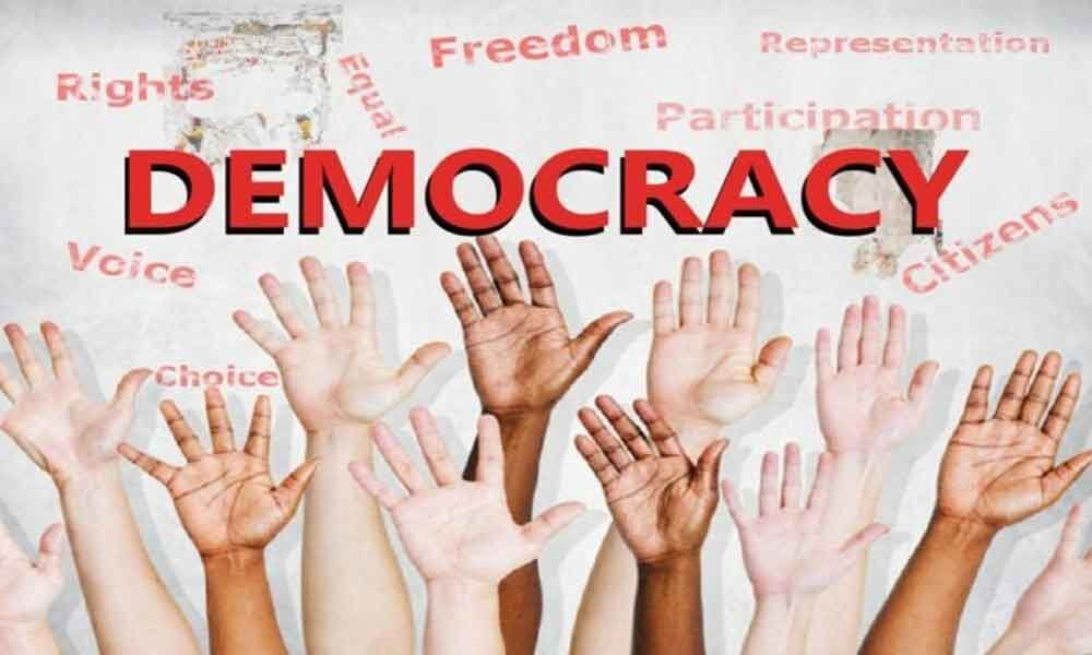 Little hope for democracy to survive