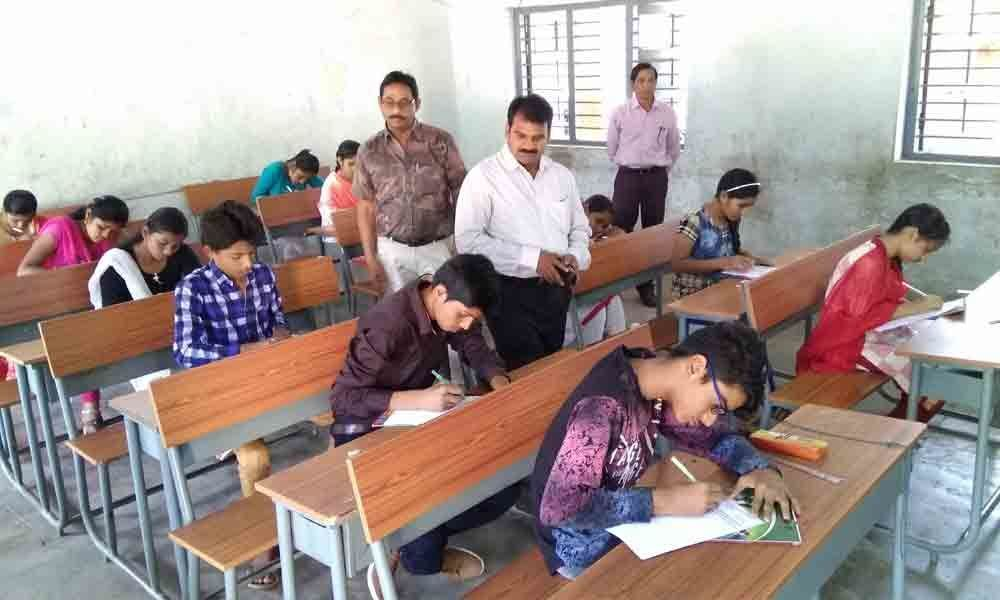 sccl conducts essay writing competition for school students