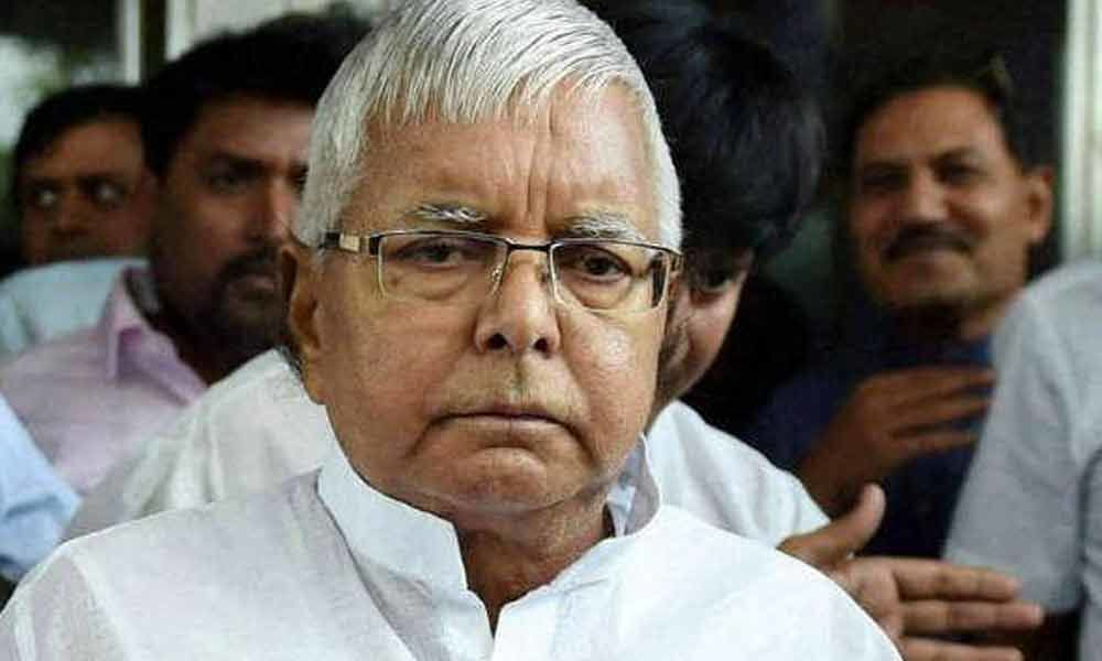 In election this time, everything is at stake: Lalu Yadav