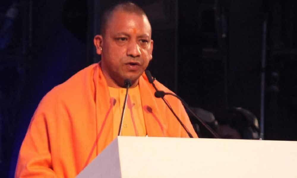 Congress infected by green virus, says Yogi Adityanath