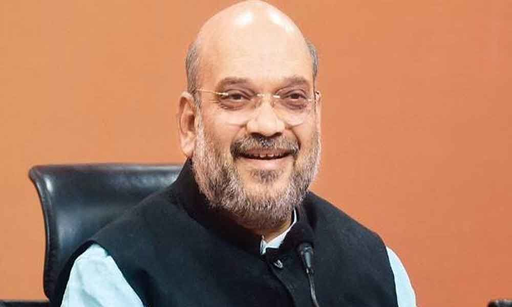 Vote to decide the future of India: Amit Shah