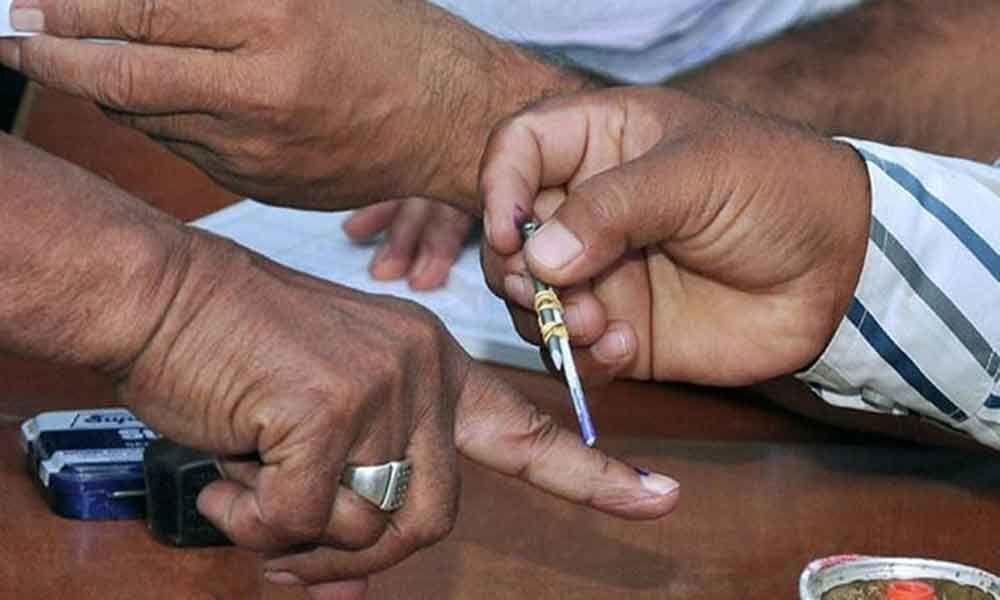 25% voting recorded in Tripura Lok Sabha polls