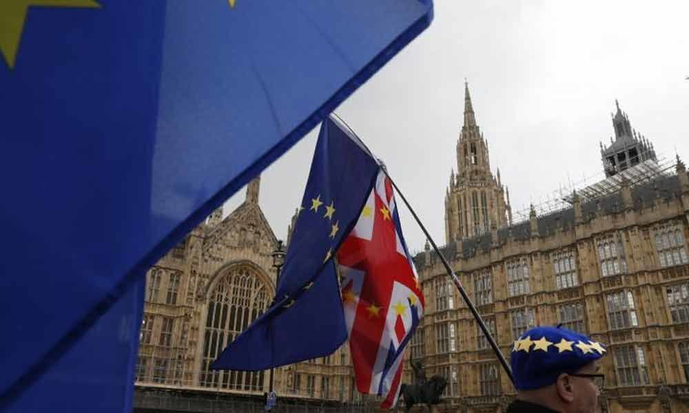Trick or treat? European Union, UK agree to delay Brexit until Halloween