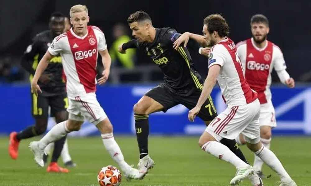 UCL 2018-19: Ronaldo saves Juventus from jaws of defeat, score is tied 1-1 vs Ajax