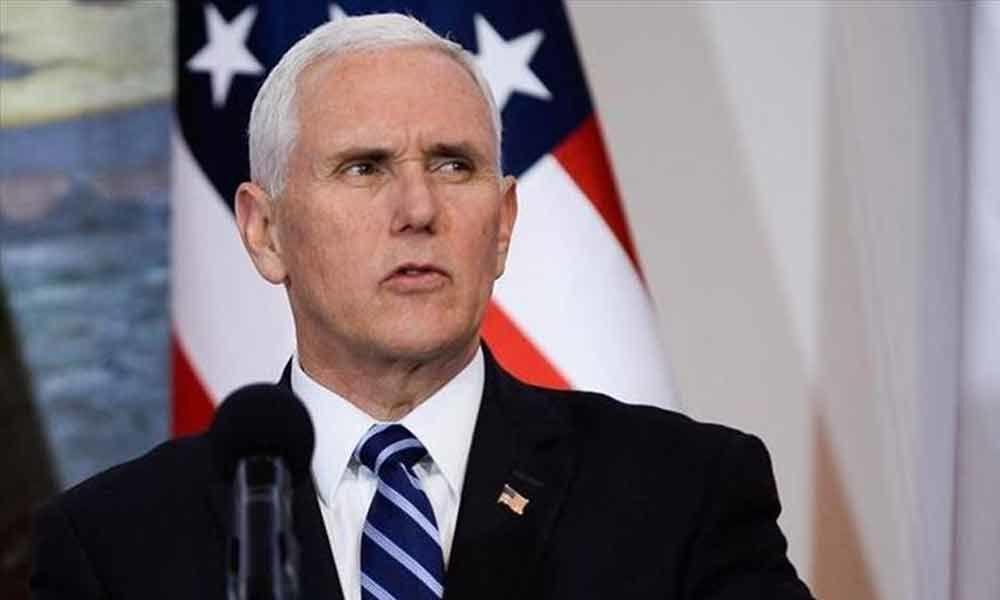Pence asks UN to expel Venezuelan representative
