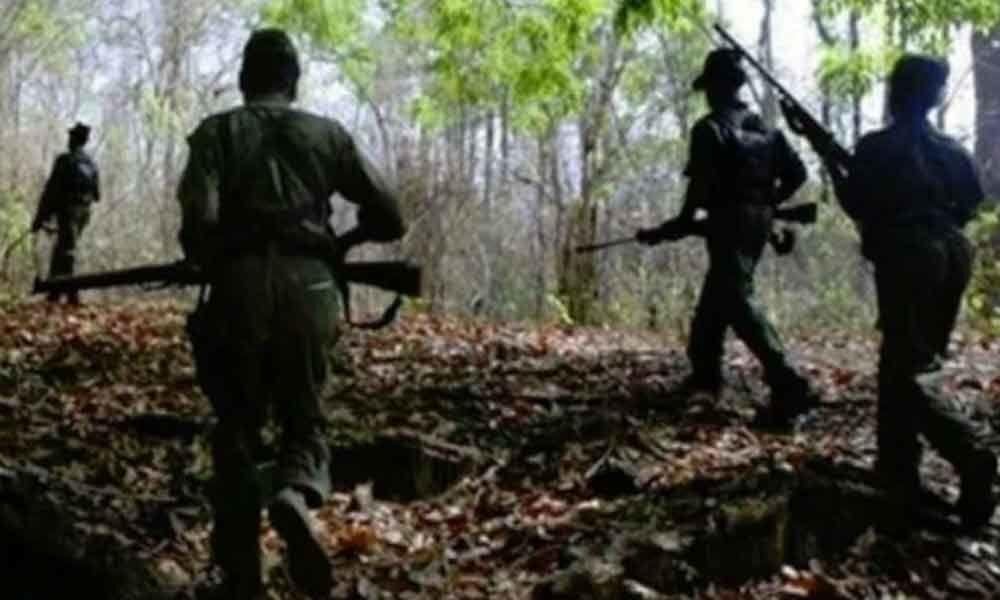 4 Armed Naxals Apprehended In Chhattisgarh