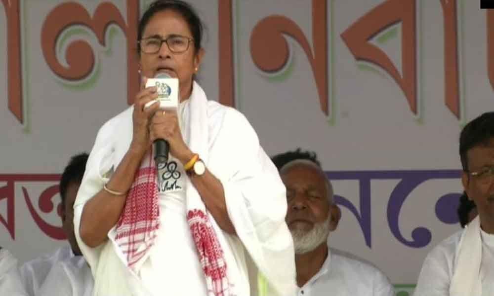 Indias Independence, Constitution under threat: Mamata