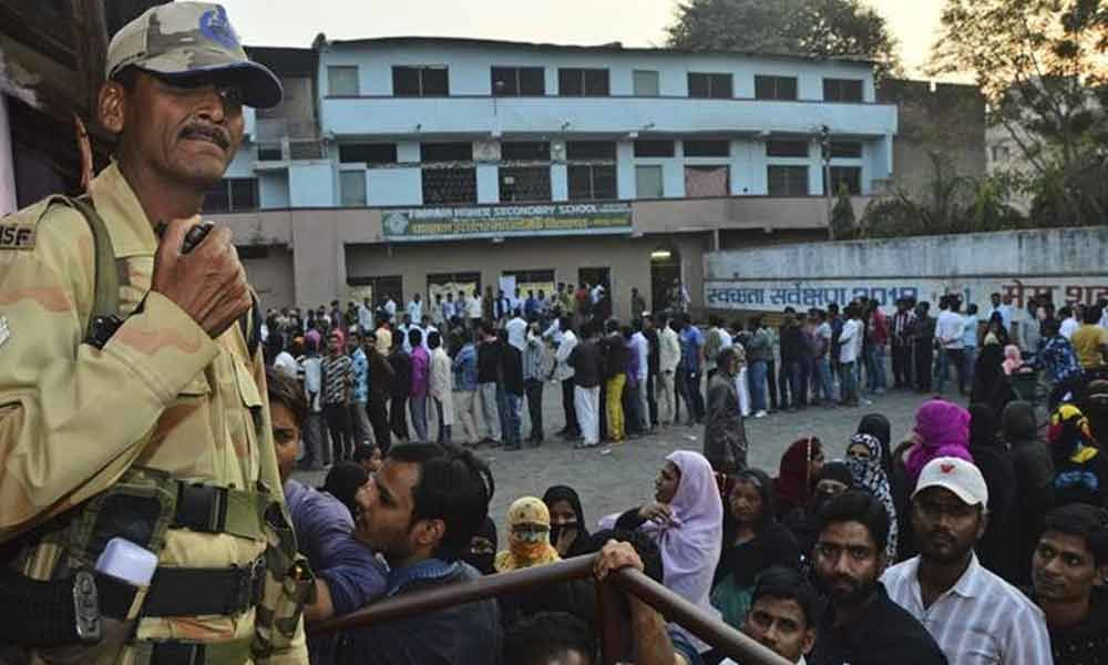 46.59 per cent electorate cast their vote in Uttarakhand till 3 pm