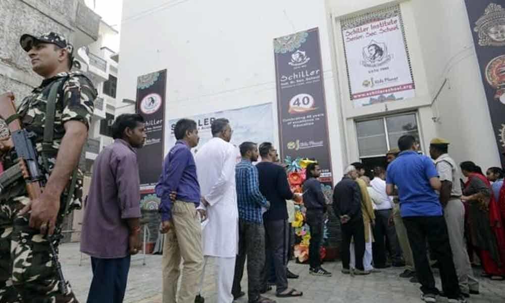 Telangana records 60.57% polling for 17 LS seats