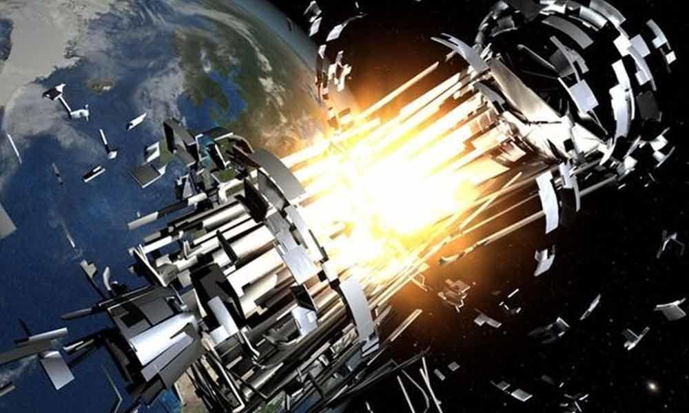 The menace of orbital debris