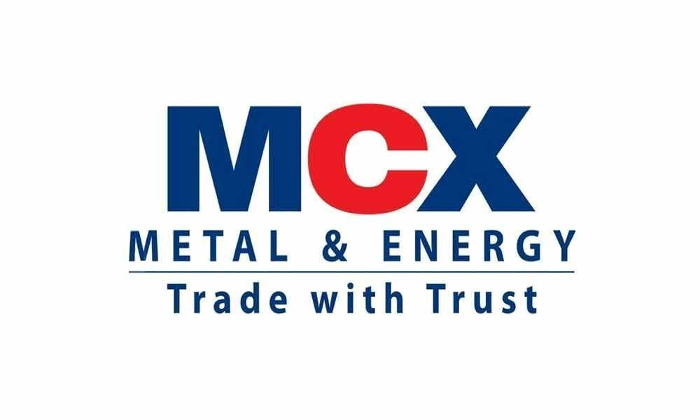 MCX futures turnover up 22% at `65.91L cr
