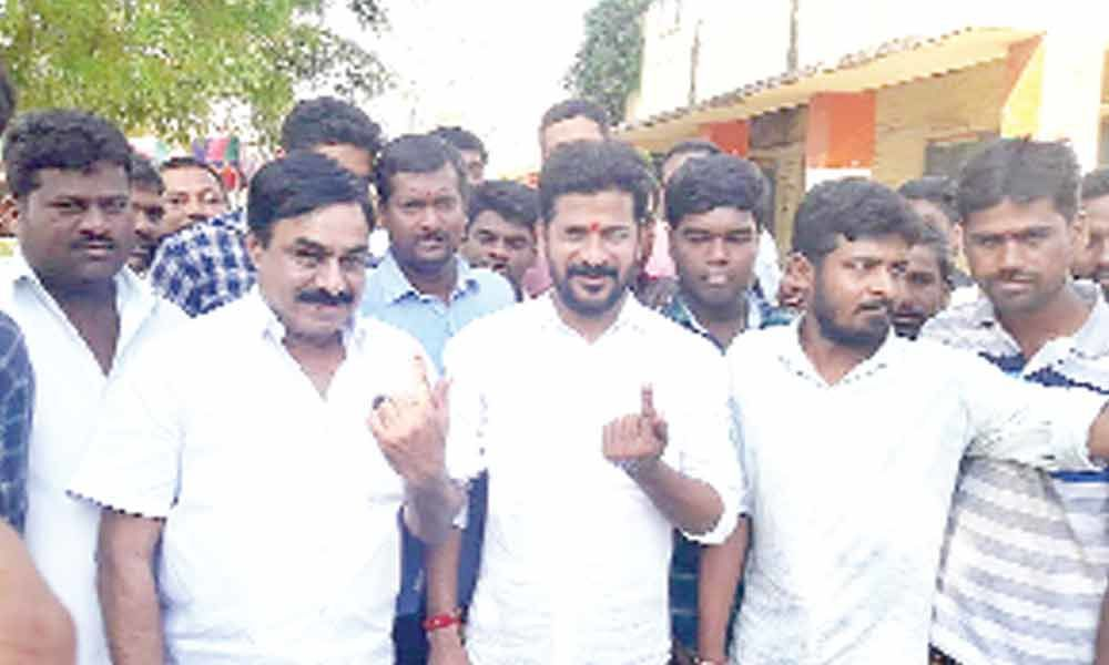 Over 60 per cent polling in Nagarkurnool, Mahbubnagar