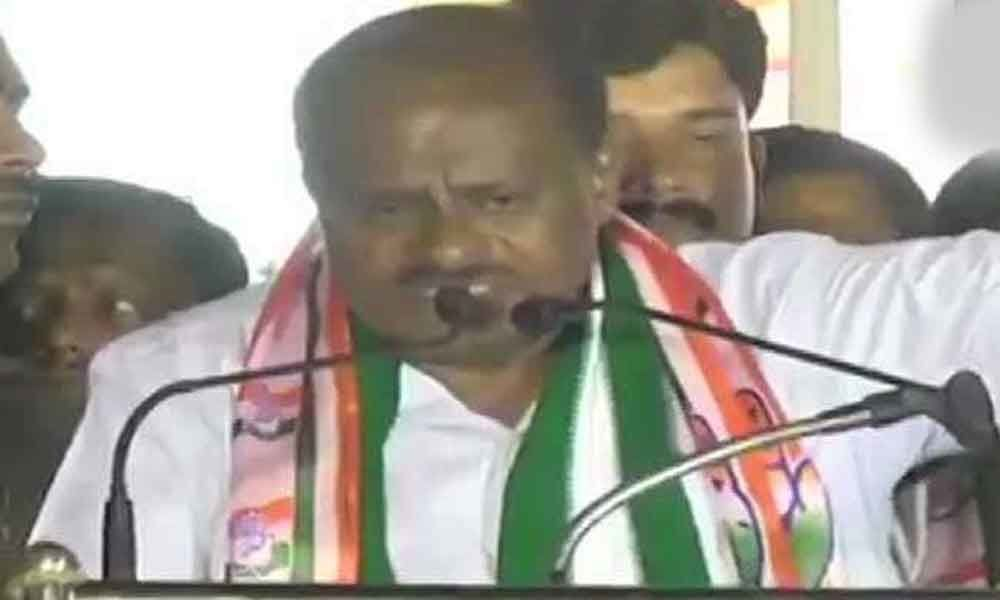 Kumaraswamy slams PM for politicising sacrifices made by defence forces