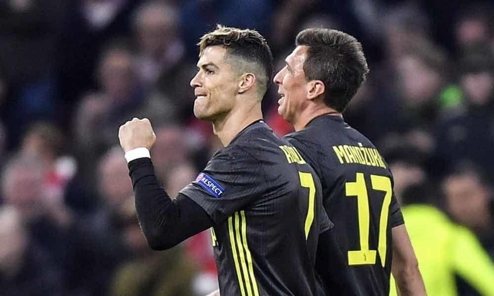 Cristiano Ronaldos Juventus ready to seal eighth consecutive Serie A