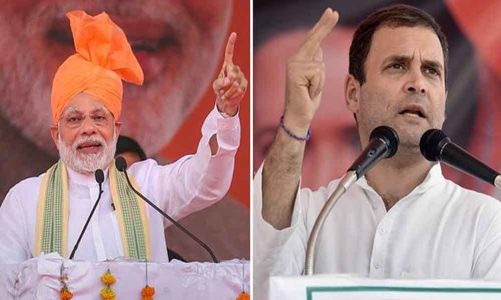 Modi, Rahul to campaign in Karnataka on Saturday