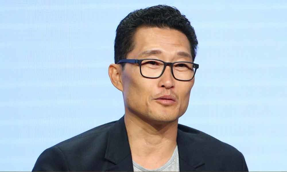 Daniel Dae Kim hails Hellboy makers for doing right thing after whitewashing row
