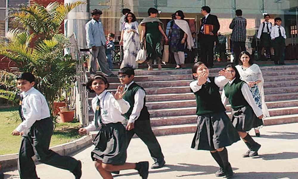 Parents Protest Fee Hike In Delhi Private School, Allege Electricity Cut-Off
