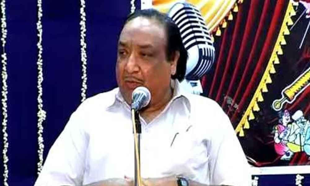 Poet Pradeep Chaubey dies due to heart attack