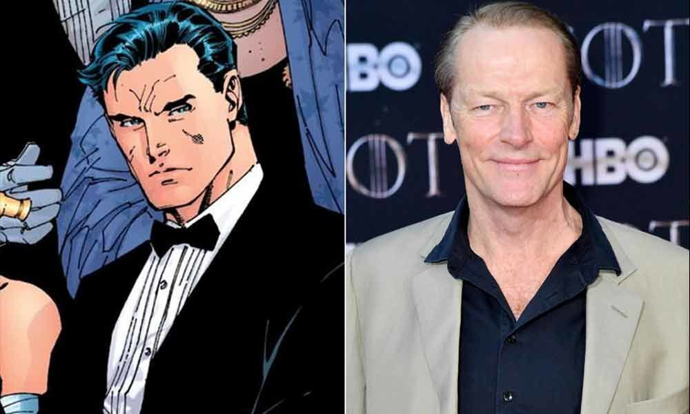 Iain Glen cast as Bruce Wayne on
