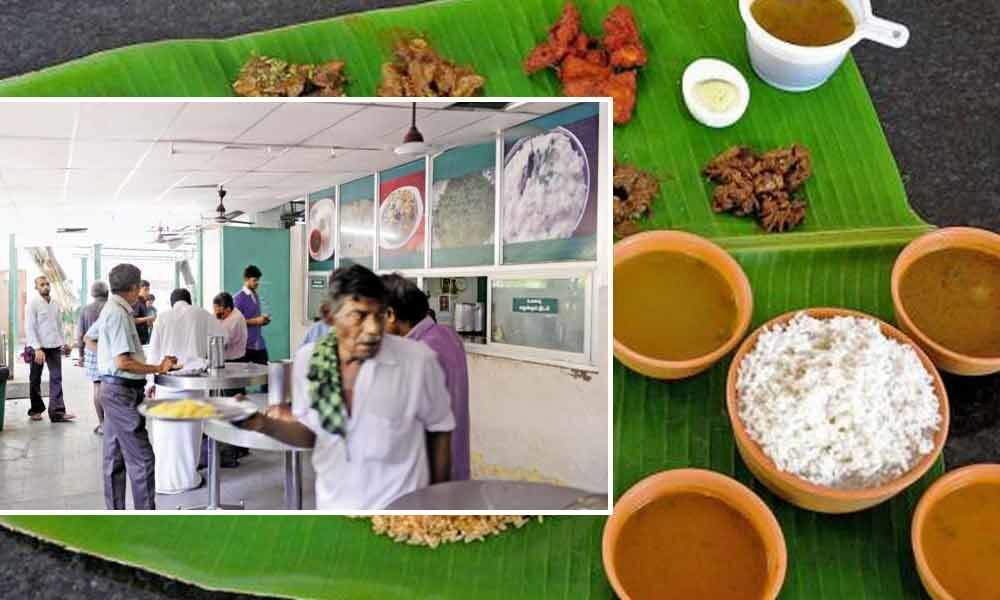 No political discussions while eating: Chennai eateries