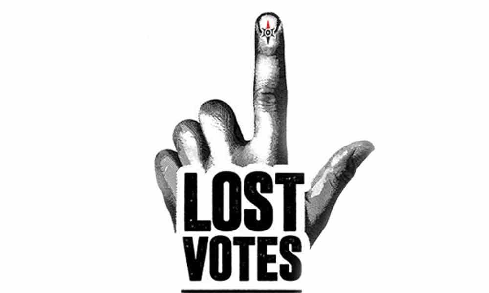 The continuing saga of missing voters