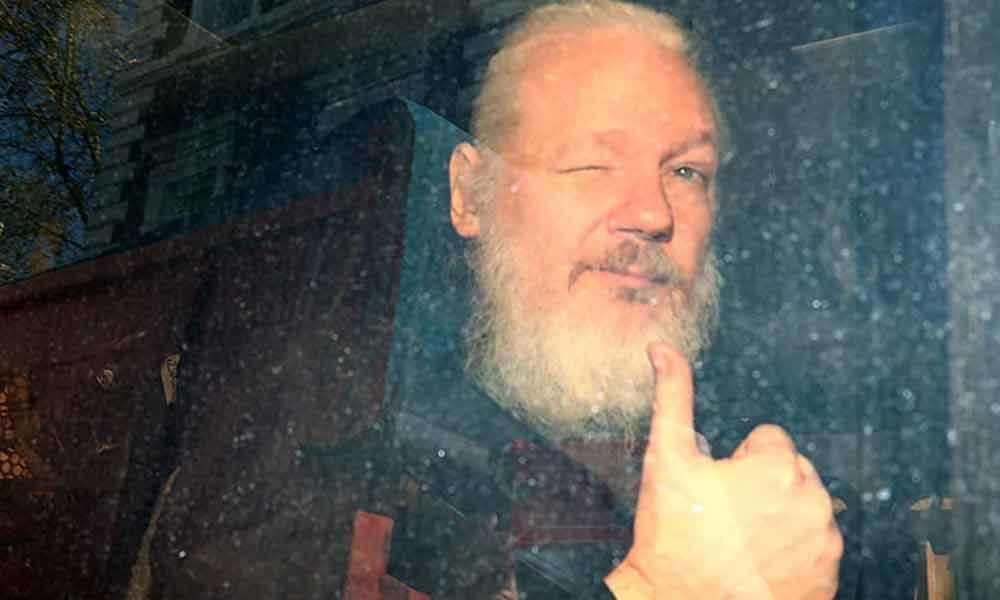 The Assange assault
