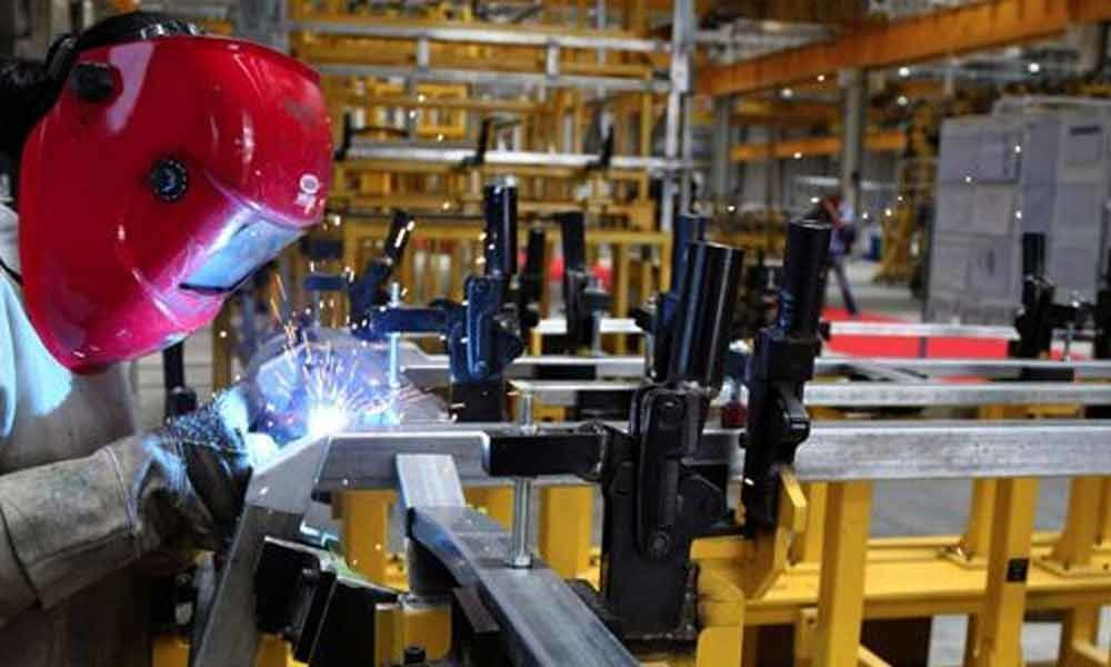 IIP plunges in Feb while inflation climbs in March