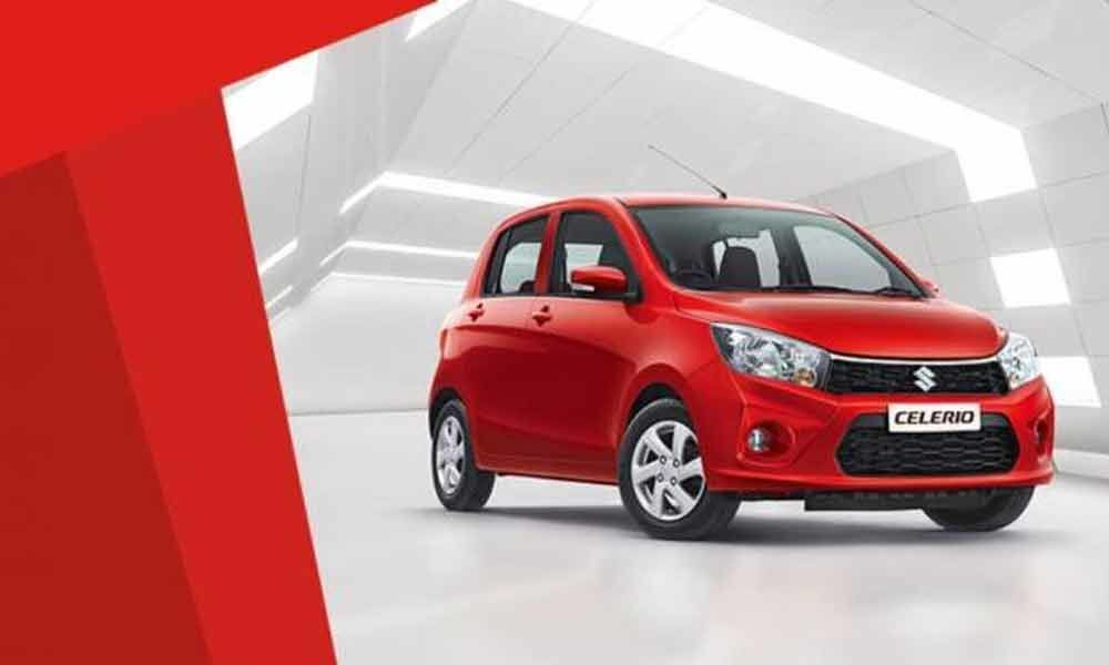 Maruti Celerio crosses 1 lakh sales in FY19