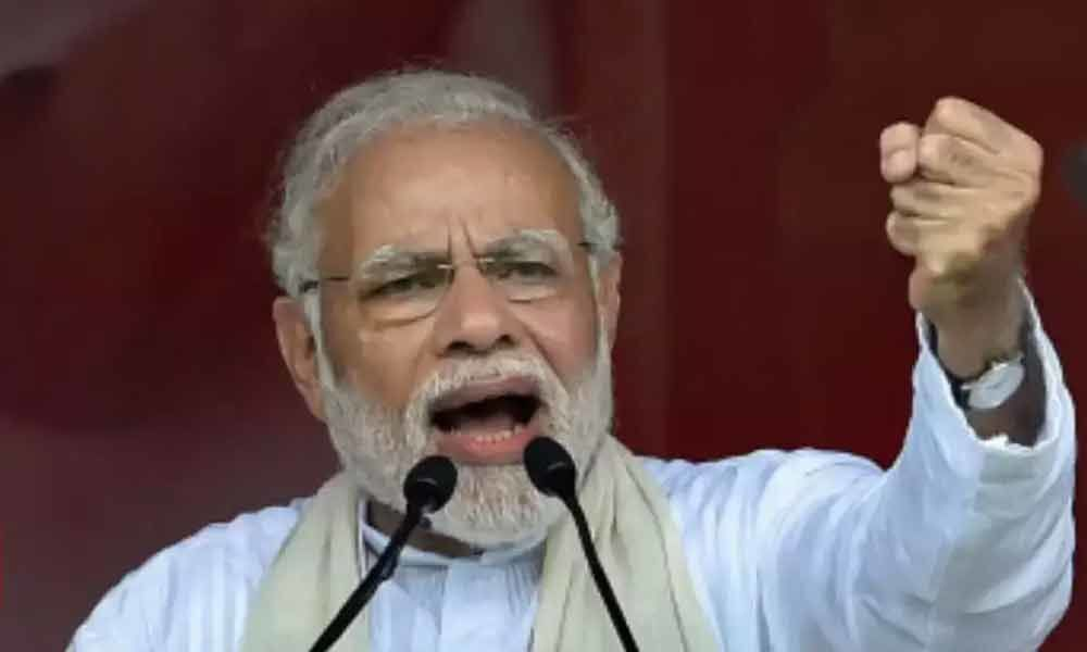 Opposition unhappy with me over Indias rapid global strides: PM Modi in TN