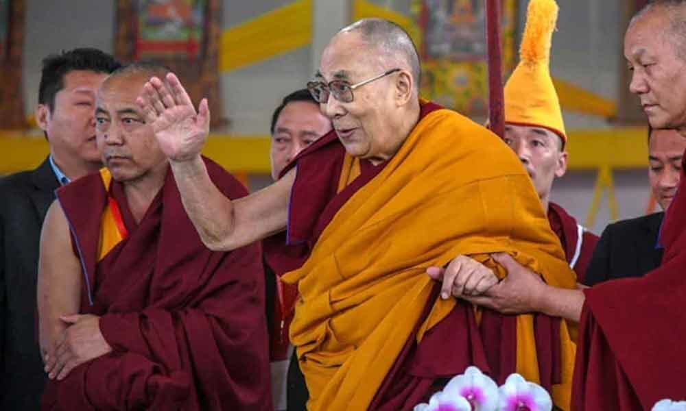 Day after discharge from Delhi hospital Dalai Lama says, feel at ease