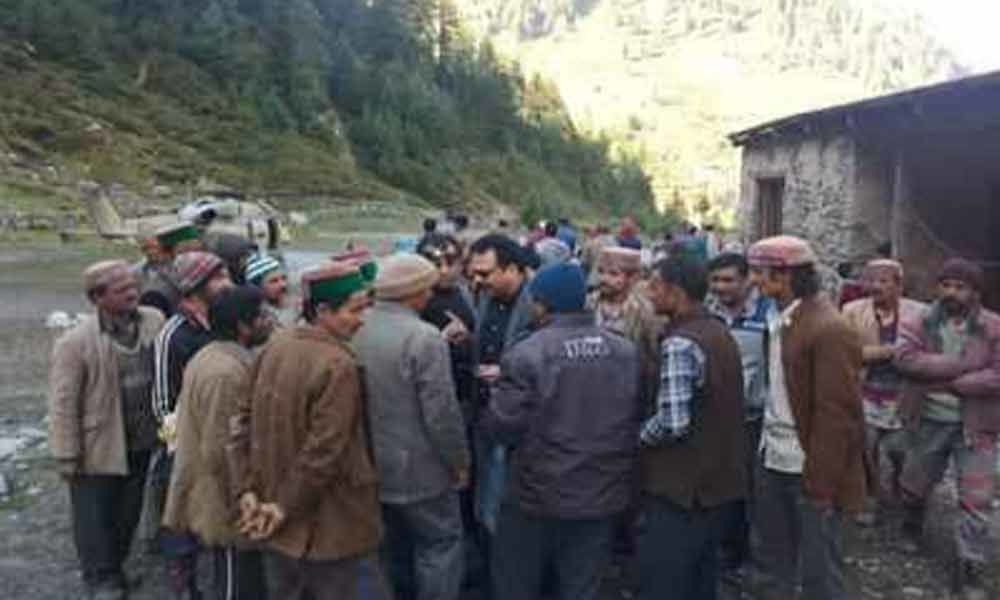 Election Commission reaching the remotest village in Himachal Pradesh